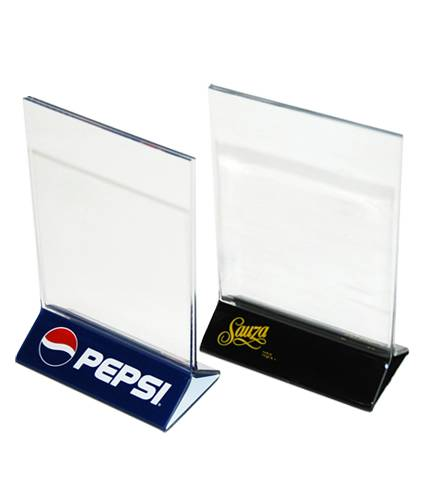 Table Tents Custom Table Tents Restaurant Table Tent